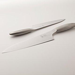 iiza|イイザ 錆に強い日本製のステンレス本格牛刀包丁  21cm プレゼントにおすすめ
