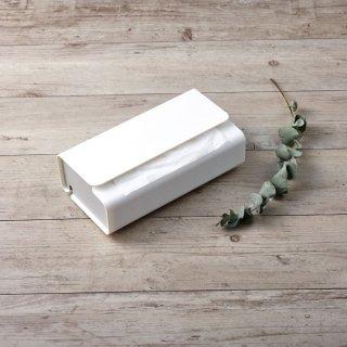 パオル 壁掛けもできるティッシュボックスケース・カバー 日本製  ホコリ・花粉対策にも