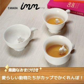 カナダ発【imm Living】アニマルカモフラージュ マグカップ 電子レンジ・食器洗浄機可