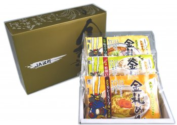 【江刺金札米使用】えさし金札めん(10食入り)