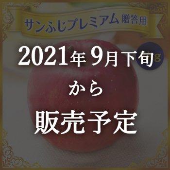 【ご贈答用】サンふじ プレミアム3kg(8〜10玉)(10/21〜11/20)