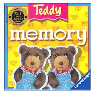 テディーメモリー くまのメモリーゲーム