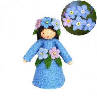勿忘草の妖精 Girl  Ambrosius fairy/アンブロシウス フェアリー