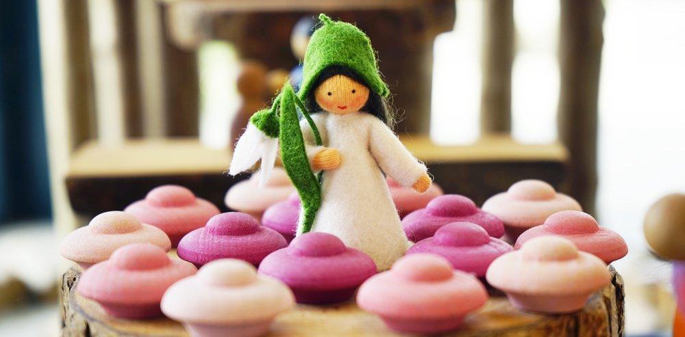 スノードロップの妖精 Girl ベージュ