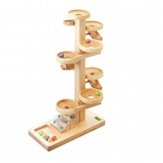 トレイクーゲルタワー ベックの転がす木のおもちゃ