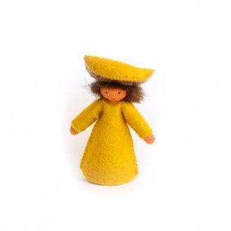 森のきのこ ブラウン Ambrosius Doll/アンブロシウス ドール 秋