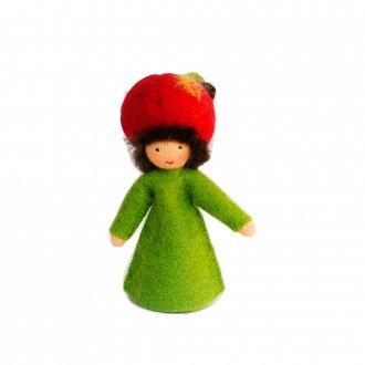 りんごの男の子 ベージュ Ambrosius Doll/アンブロシウス ドール 秋