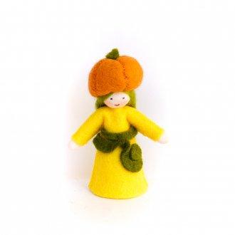 かぼちゃの女の子 ホワイト Ambrosius Doll/アンブロシウス ドール 秋