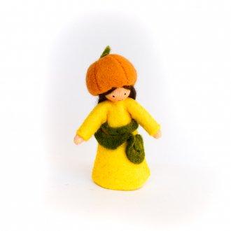 かぼちゃの女の子 ベージュ Ambrosius Doll/アンブロシウス ドール 秋