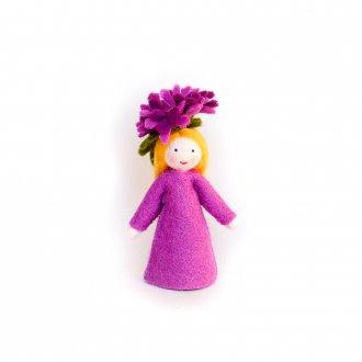 ミカエルマスデイジー女の子  ホワイト Ambrosius Doll/アンブロシウス ドール 秋の妖精