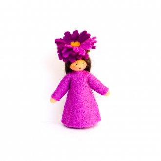 ミカエルマスデイジー女の子  ベージュ Ambrosius Doll/アンブロシウス ドール 秋の妖精