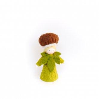 チェスナットの女の子  ホワイト Ambrosius Doll/アンブロシウス ドール 秋の妖精