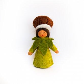チェスナットの女の子 ブラウン Ambrosius Doll/アンブロシウス ドール 秋の妖精