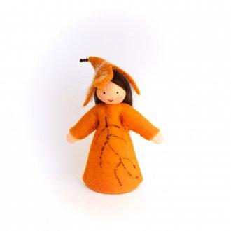 ピーナッツの女の子  ベージュ Ambrosius Doll/アンブロシウス ドール 秋の妖精