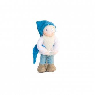 クリスタルを持ったドワーフ   Ambrosius Dolls/アンブロシウス ドール 秋の妖精