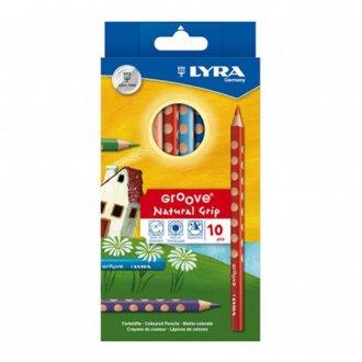 グルーヴ 10色セット LYRA/リラ社