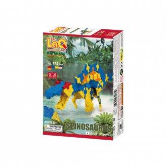 LaQ/ラキュー ダイナソーワールド スピノサウルス