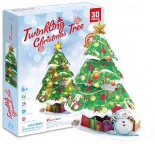 3D パズル クリスマス Christmas Tree