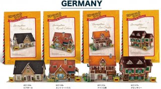 3Dパズル ドイツ シリーズ