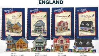 3Dパズル イギリス シリーズ