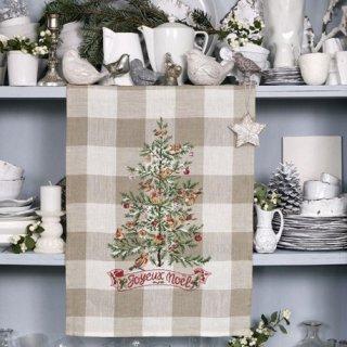 トルション Mon beau sapin (美しいクリスマスツリー) クロスステッチキット