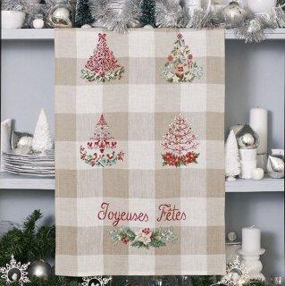 トルション  Christmas trees(クリスマス ツリー) クロスステッチキット