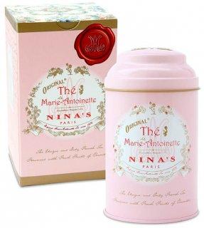 NINA'S(二ナス) マリーアントワネットティー ピンク缶入り