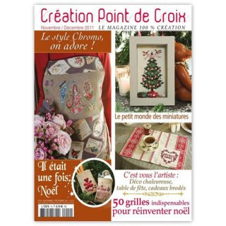 CREATION POINT DE CROIX 2011年11/12