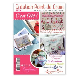 CREATION POINT DE CROIX  N3