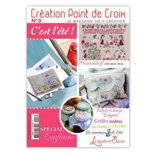 CREATION POINT DE CROIX  N3