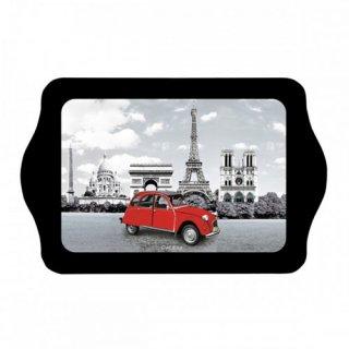 enesco エネスコ ミニトレー パリと車