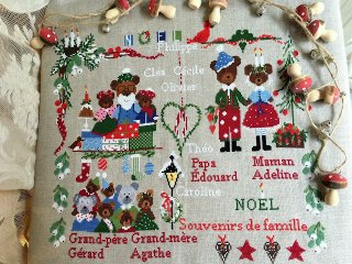 Lilli Violet リリーバイオレット  Souvenirs de Famille 家族の思い出