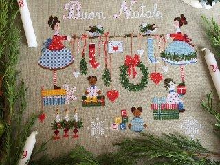 Lilli Violet リリーバイオレット   regalo e rami di pino ギフトボックスと松の枝
