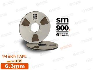 RTM SM900 1/4インチ幅 10号メタルリール 2500ft