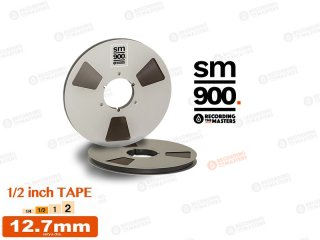 RTM SM900 1/2インチ幅 10号メタルリール 2500ft