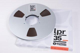 RTM LPR35 1/4インチ幅 10号メタルリール 3600ft