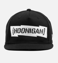 CAP GYMKHANA TEN CENSOR BAR BLACK/WHITE