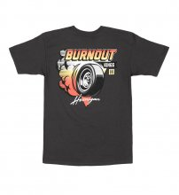 T-SHIRT BURNOUT KINGS II TARMAC