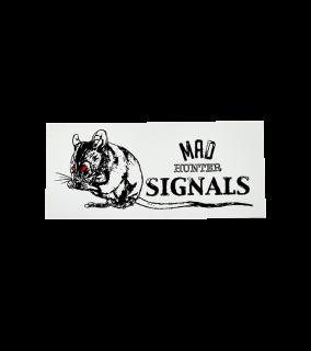 Signals-Mad Hunter Sticker