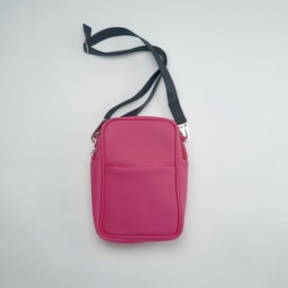 MARY SQUARE POUCH - W.LUX