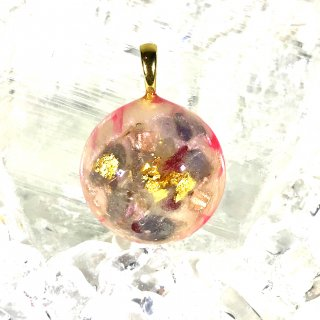 ORGONITE Space Peace Pendant 01