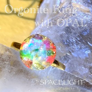 ORGONITE Angel Ring 001