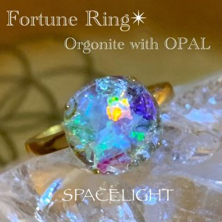 ORGONITE Angel Ring 002