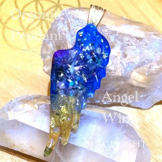 ORGONITE AngelWings008withOPAL