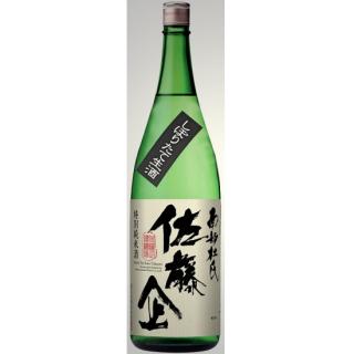 佐藤 企 特別純米しぼりたて生酒 (サトウタクミ)/鳩正宗 1800ml 【青森】