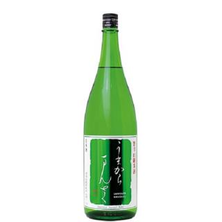 うまからまんさく 旨辛口純米 (ウマカラマンサク)/日の丸醸造 1800ml 【秋田】
