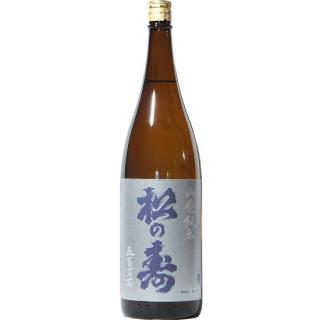 松の寿 山廃純米 五百万石 (マツノコトブキ)/松井酒造店 1800ml 【栃木】