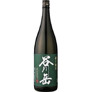 谷川岳 超辛純米酒 (タニガワタケ)/永井酒造 1800ml 【群馬】