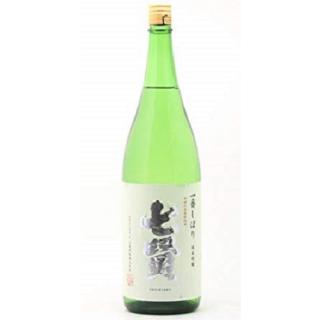 七賢 一番しぼり 純米吟醸 (シチケン)/山梨銘醸 1800ml 【山梨】