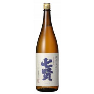 七賢 風凛美山 純米酒 (シチケン)/山梨銘醸 1800ml 【山梨】